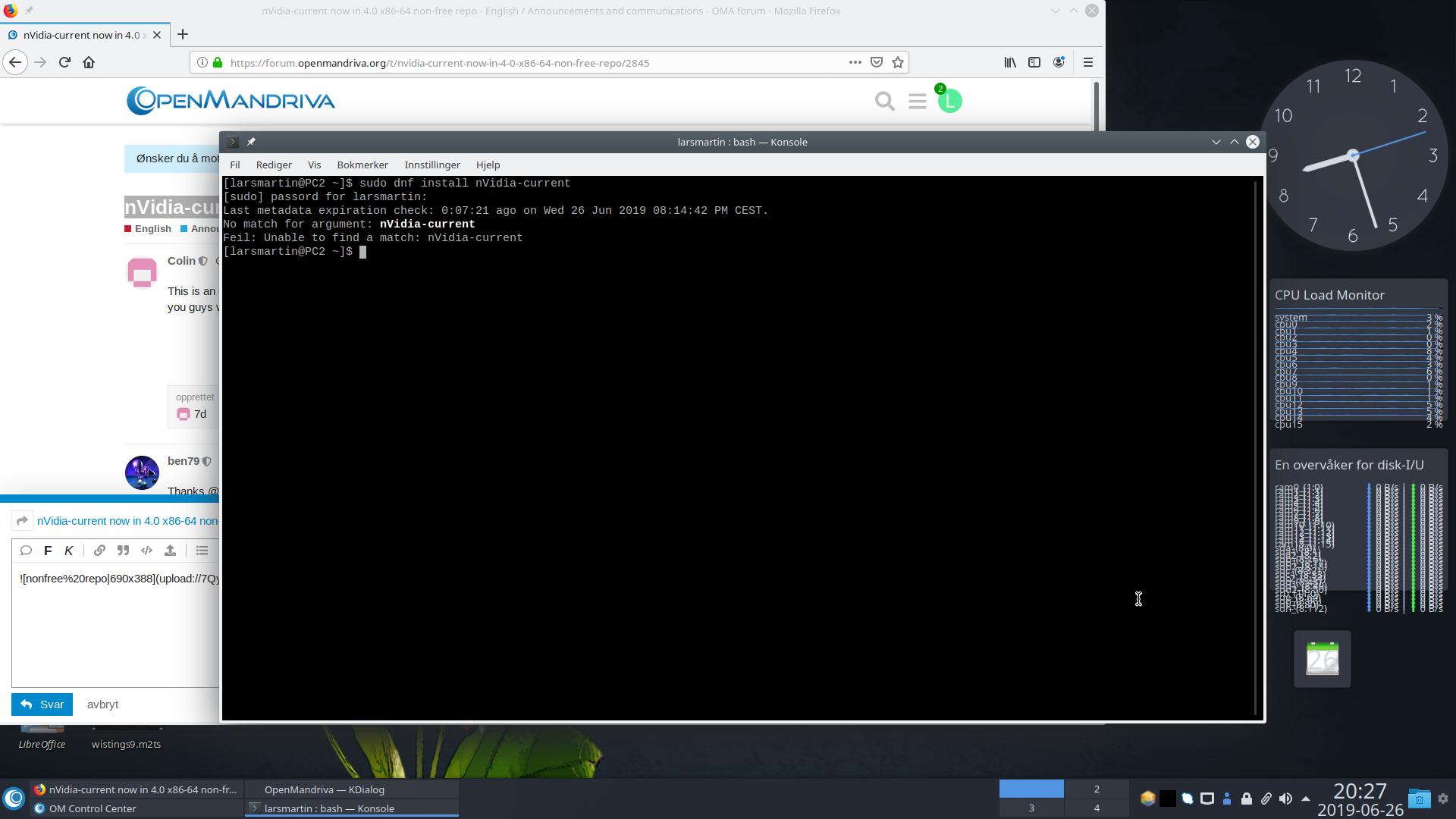 nVidia-current now in 4 0 x86-64 non-free repo - Development
